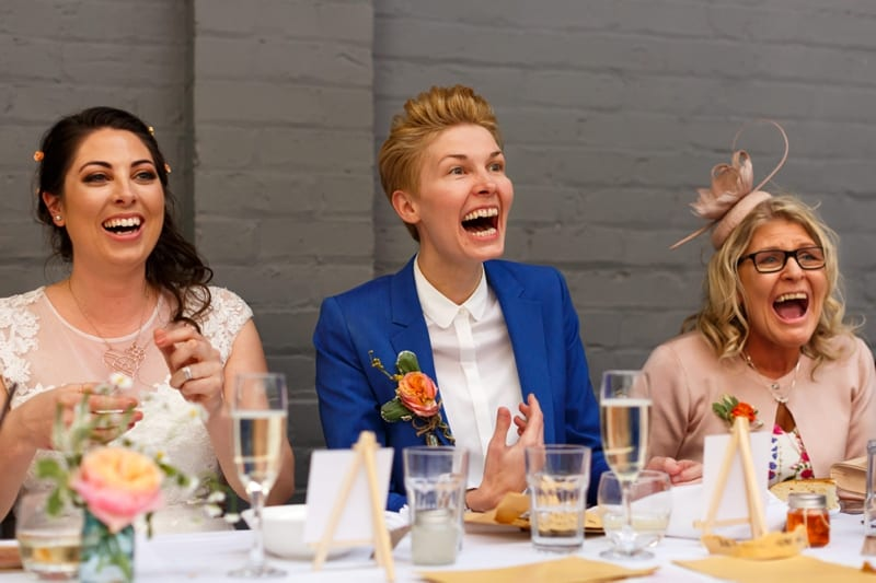SAME-SEX COLOURFUL SPRING WAREHOUSE WEDDING (15)