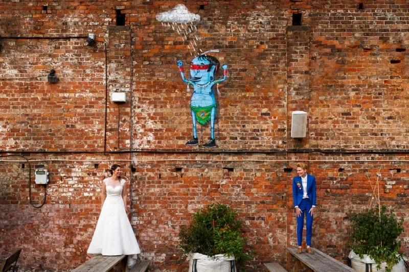 SAME-SEX COLOURFUL SPRING WAREHOUSE WEDDING (18)