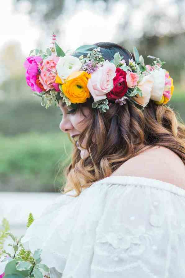 EFFORTLESS BOHEMIAN WEDDING AT MADRONA MANOR (20)