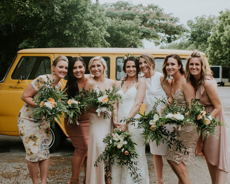 BOHO CHIC SUMMER CAMP WEDDING