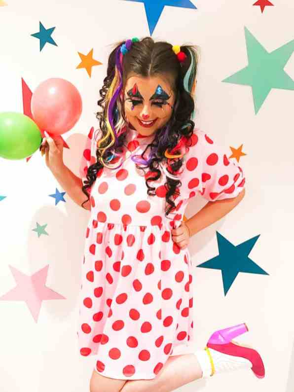 Murder Mystery Party Slaughter At The Circus Theme Carnival Halloween Colourful Party Decorations Creepy Bespoke Bride-31