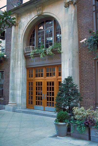 The Dalton School – Martin Theater