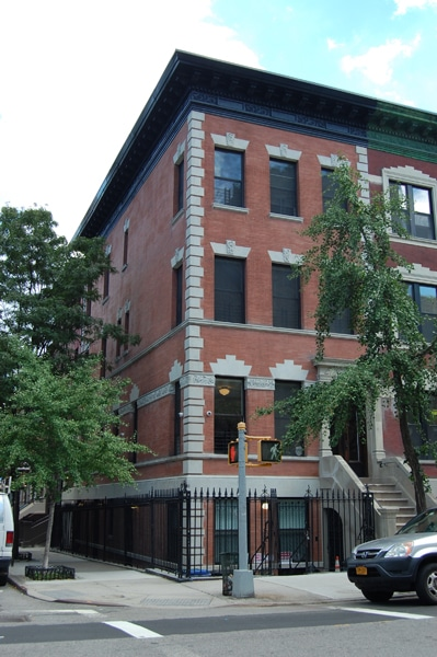 Harlem Townhouse Rental