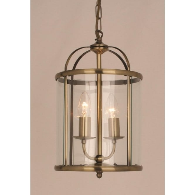 Lantern Style Indoor Pendant Lighting