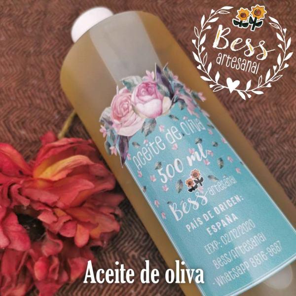 Bess Artesanal - Aceite de oliva