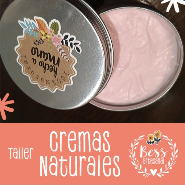 Bess Artesanal - Taller cremas naturales