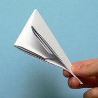Eine Knalltüte Aus Papier Falten