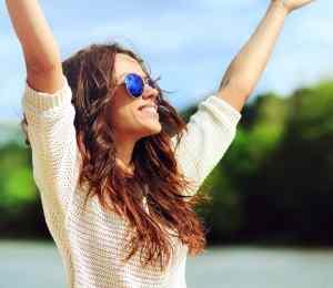 Sich gut fühlen, frei sein!
