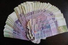 Viel Geld, sehr viel Geld!