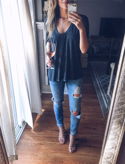 casual date outfit