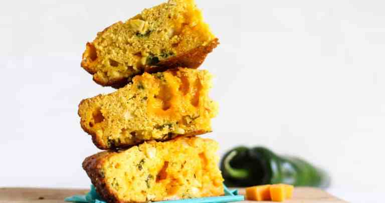 3 Easy Steps to Crispy & Cheesy Cast Iron Cornbread