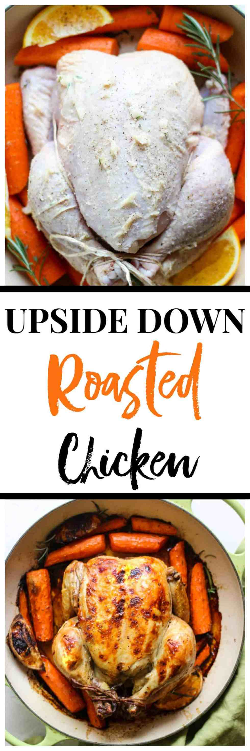 Learn 2 easy food hack for the Best roasted chicken ever!