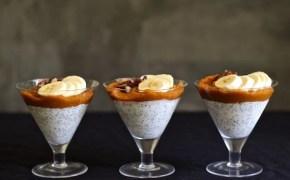 Pumpkin chia chai pudding recipe