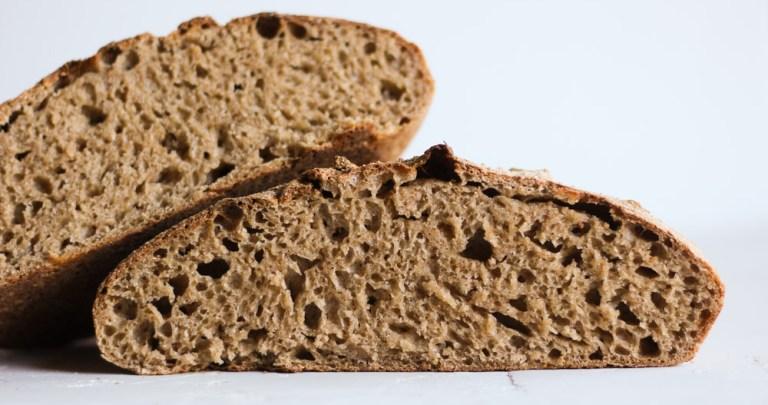 SOURDOUGH HONEY SPELT BREAD