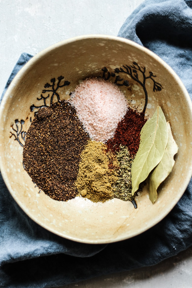 Spices for instant pot chili recipe