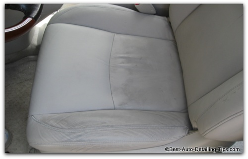 Cleaning Leather Car Seats Is Prove Frustrating Unless You