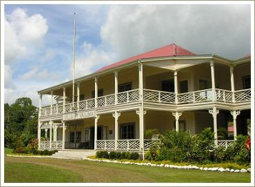 robert louis stevenson house