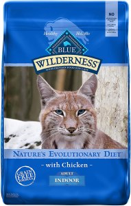 Blue Buffalo Wilderness Natural Adult Indoor Dry Cat