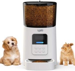 Fluff Automatic Cat Feeder