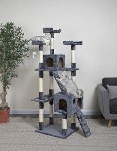 Go Pet CLub 72in Cat Tree