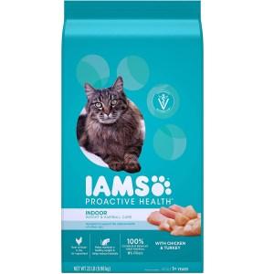 IAMS Proactive Health Adult Indoor Dry Cat Food