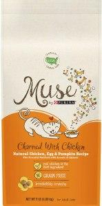 Muse Natural Grain-Free Adult Dry Cat Food