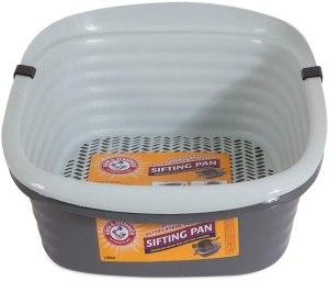 Pet Mate Arm & Hammer Sifting Litter Pan