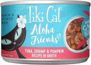 Tiki Cat Aloha Friends Grain & Potato Free Canned Wet Food