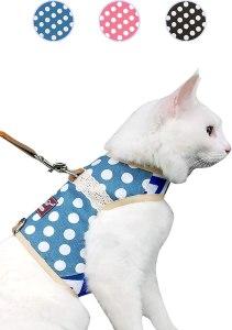 Yizhi Miaow Escape Proof Cat Harness