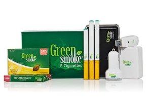 Green Smoke Pro Kit 2015 best ecigarette guide