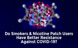 Do Smokers & Nicotine Patch Users Have Better Resistance Against COVID-19-Featured Image