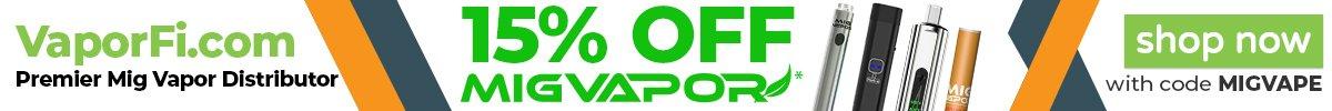 Mig Vapor Sept Sale top banner for Sept