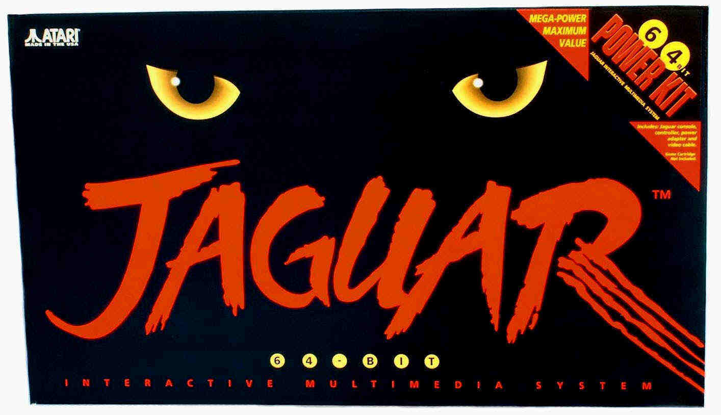 Image result for atarijaguar original box