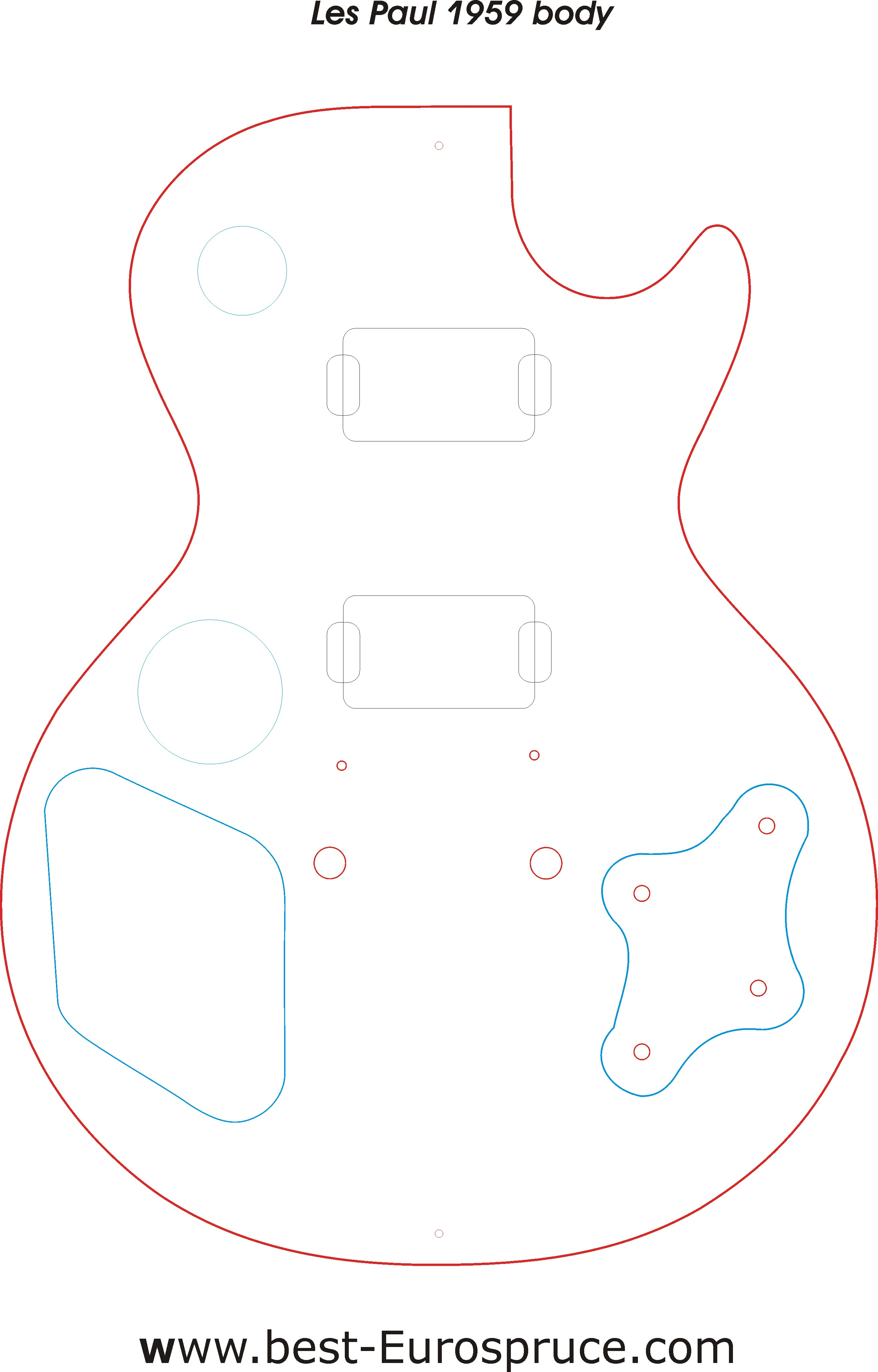 Stratocaster Headstock Template Gibson Guitar Headstock Templates