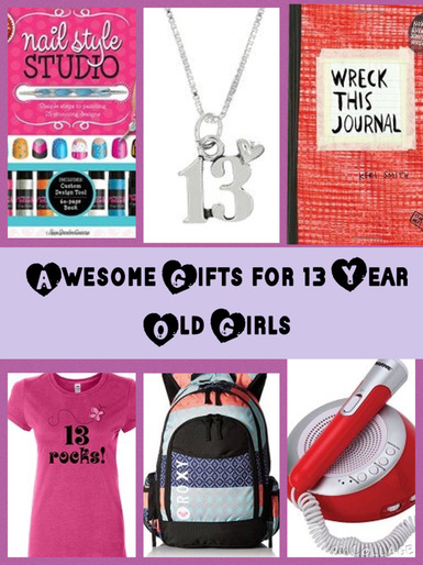 Brilliant Gift Ideas For 13 Year Old Girls Best Gifts For Teen Girls