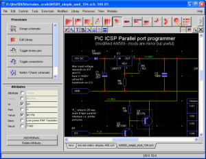 Useful schematic drawing software