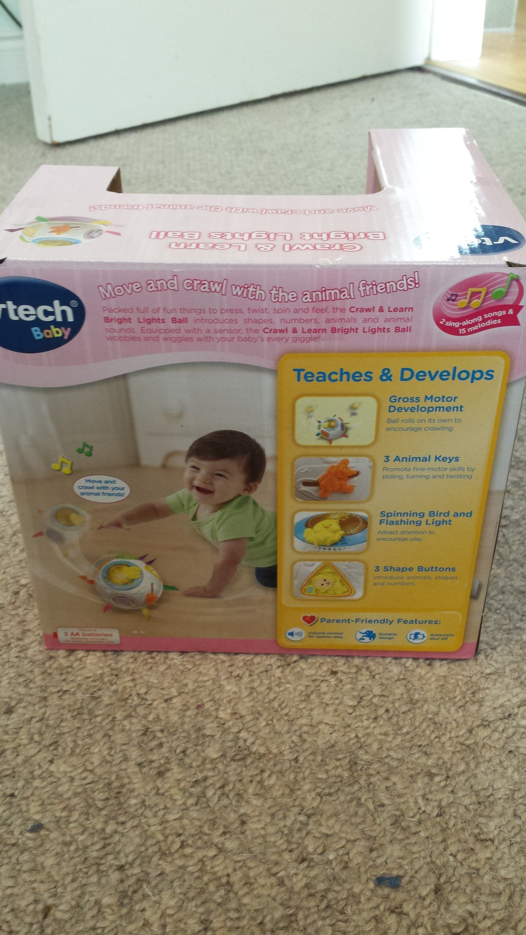 best baby toys 6 month old