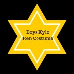 Boys Kylo Ren Costume- cool Star Wars Costume for Kids