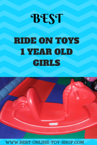 ride toys for 1 year old girl