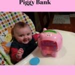 fisher price pink piggy bank
