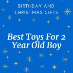 Best Cool Toys for 2 Year Old Boys 2017