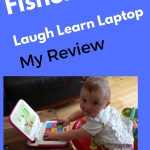 fisher price laugh learn smart laptop