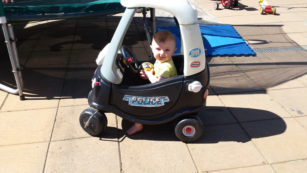 Little Tikes Ride On Toys : The little tikes police car ride on is not just for boys best