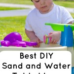 The Best DIY Sand and Water Table Ideas