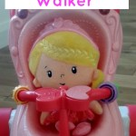 Fisher Price Stroller To Walker Got Amelia Going