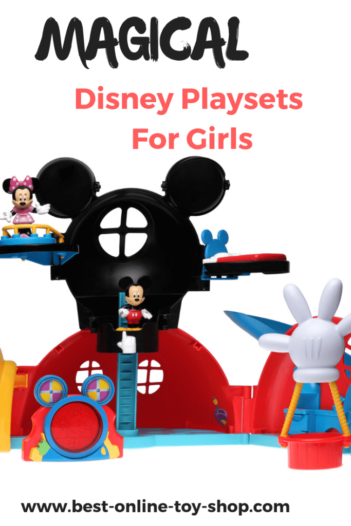 disney playsets for girls