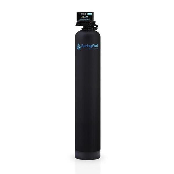 2021 s best iron filter for well water