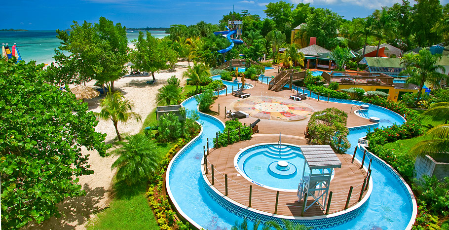 Attractive Beaches Negril Resort And Spa