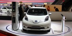 2013 (Half Year) Norway: Best-Selling Electric Cars