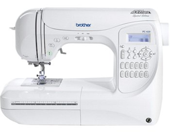 Brother 420 Project Runway computerized sewing machine